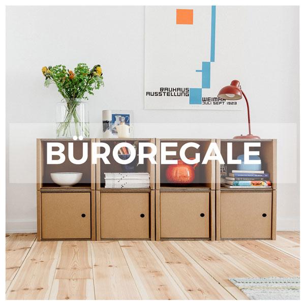 ROOM IN A BOX - Modulares Büroregal