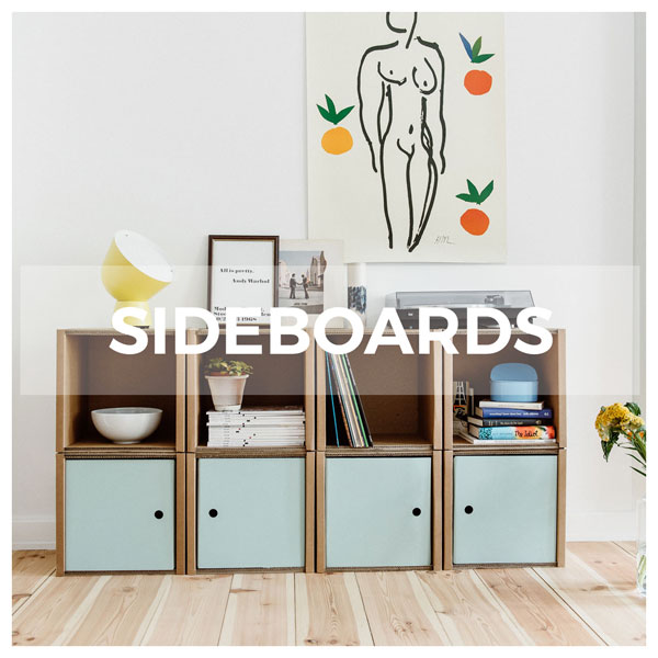 ROOM IN A BOX - Modulares Sideboard