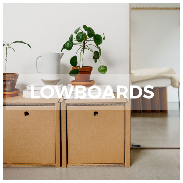 ROOM IN A BOX - Modulares Lowboard